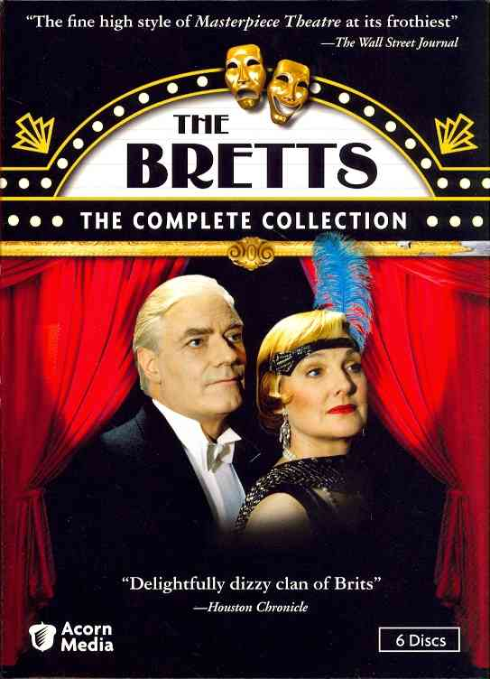 BRETTS:COMPLETE COLLECTION BY RODWAY,NORMAN (DVD)