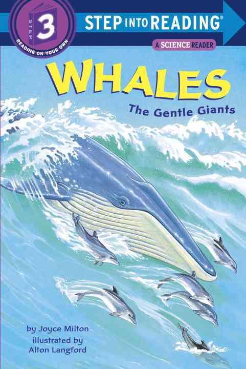 Whales By Milton, Joyce/ Langford, Alton (ILT)