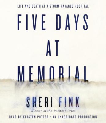 [CD] Five Days at Memorial By Fink, Sheri
